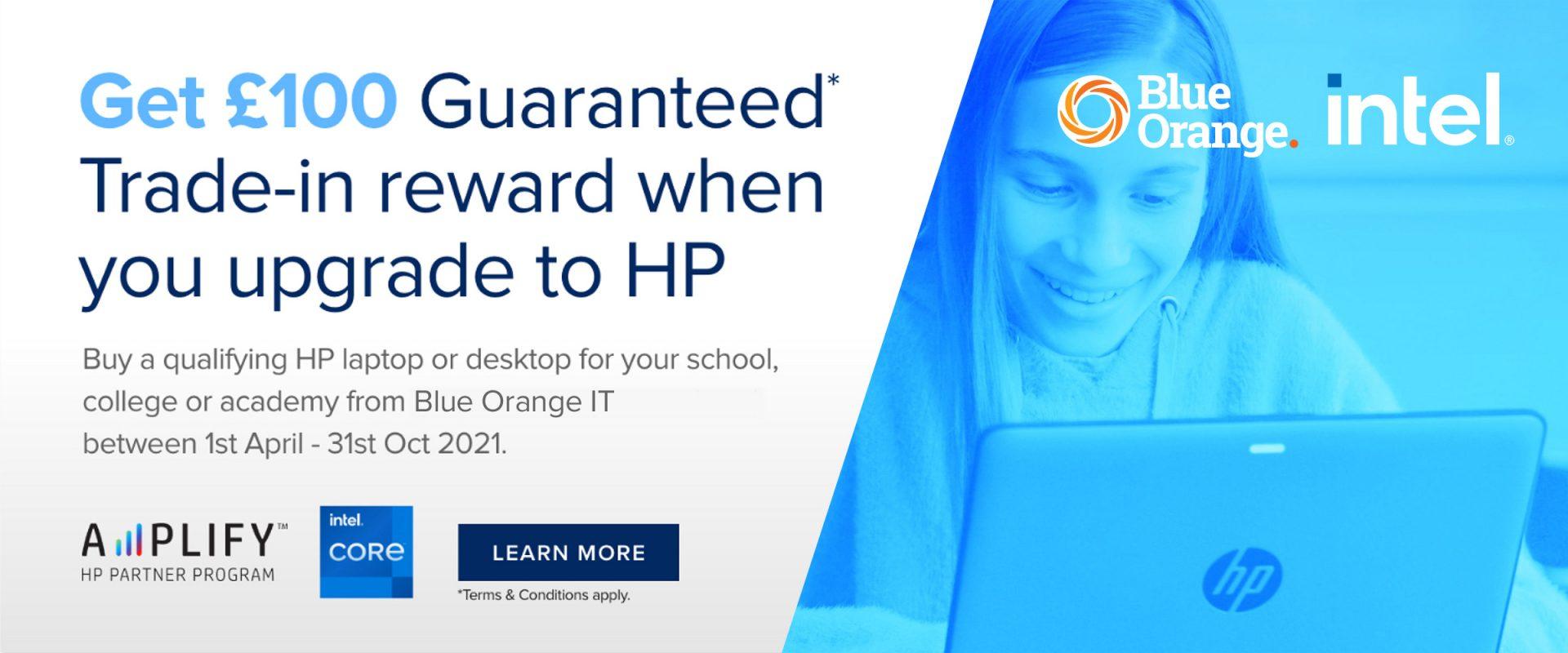HP Education Learning partnership